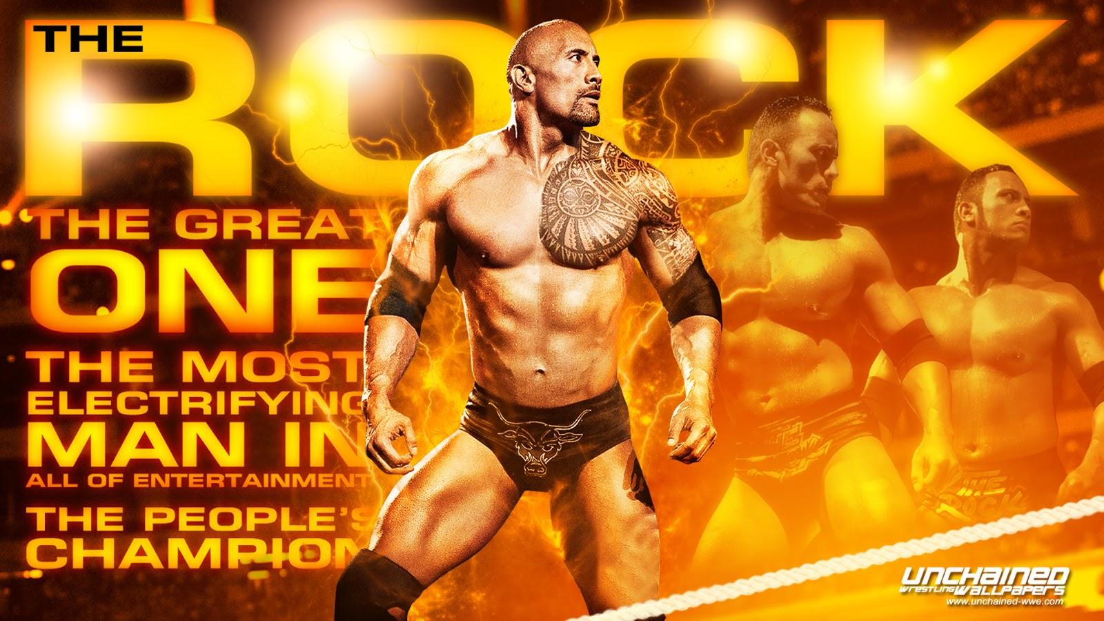 WWE Rock