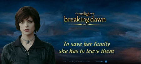 Mi Poster de Breaking Dawn 2