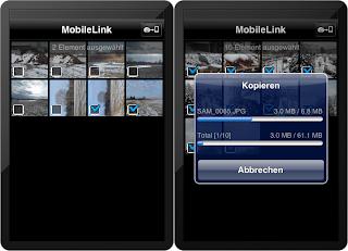 Samsung Mobile Link App