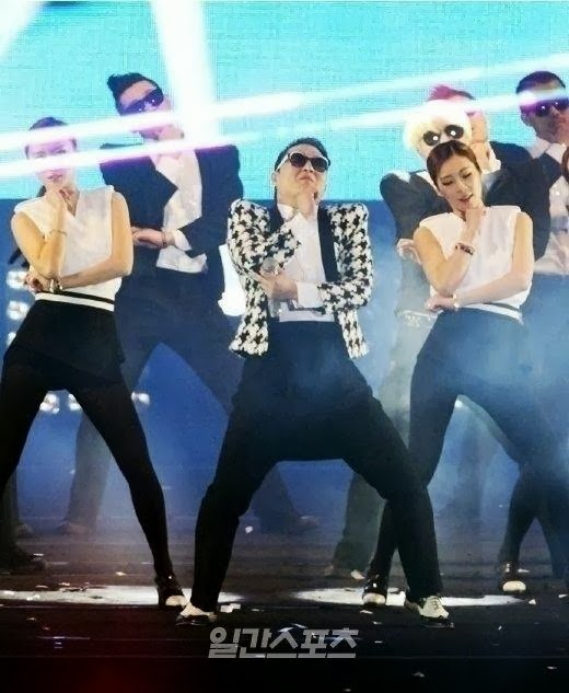Psy plans to have a concert in Korea sometime this December!