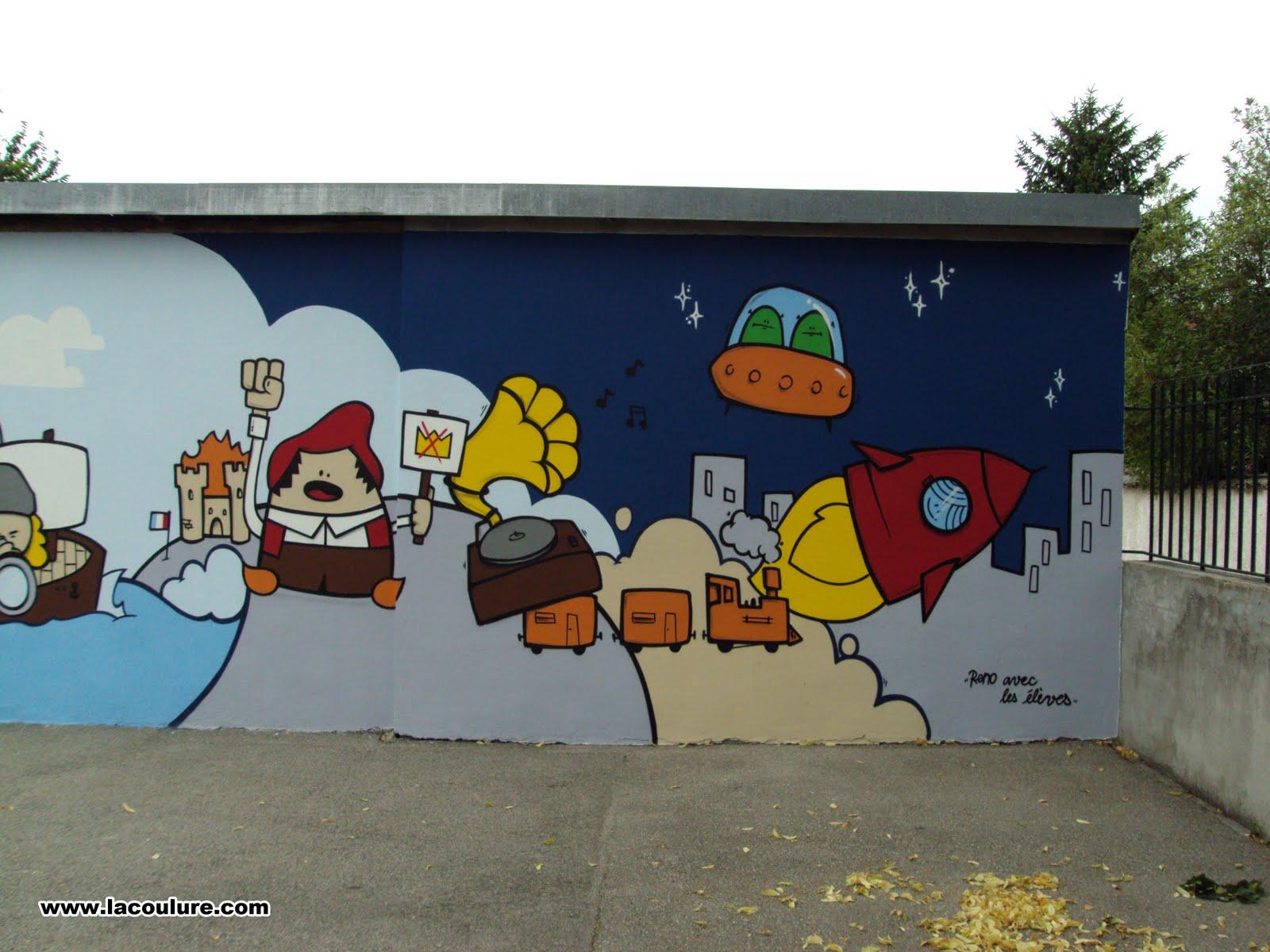 Decoration Murale Frise Photo Chronologique
