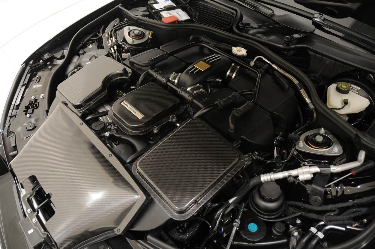 Brabus iBusiness 2.0 Engine Specs