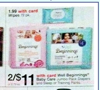 Upcoming STOCK UP DEAL on Walgreens Diapers (PRINT Coupons NOW!)