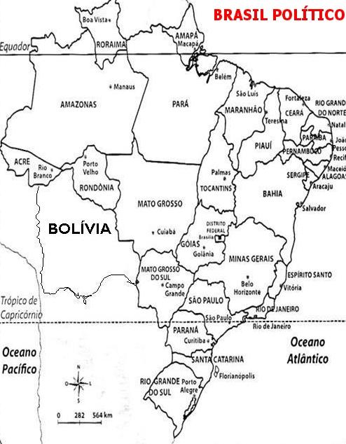 Educao e Liberdade Avaliao Cartografia do Brasil Poltico