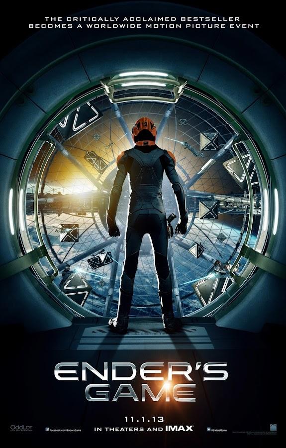 ตัวอย่างหนังใหม่ : Ender 's Game สงครามพลิกจักรวาล ซับไทย poster
