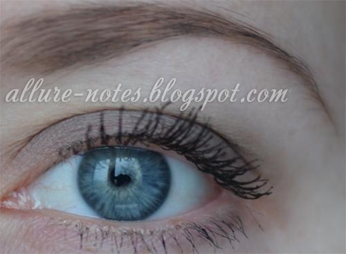 отзыв блог свотчи макияж для голубых глаз