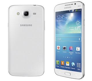 Samsung Galaxy Mega ominaisuudet