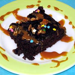 Gâteau de pique-nique au chocolat