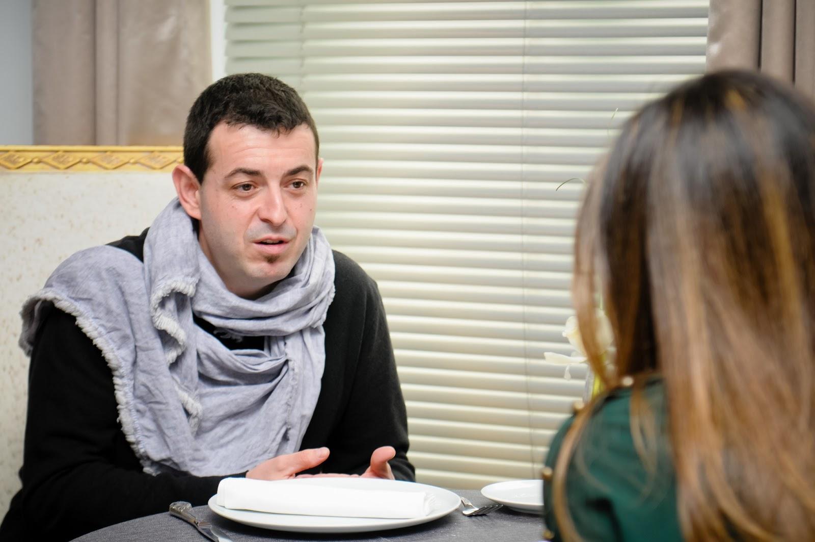 Entrevista Ricard Camarena por Sandra Blasco - Foto Xosé Castro