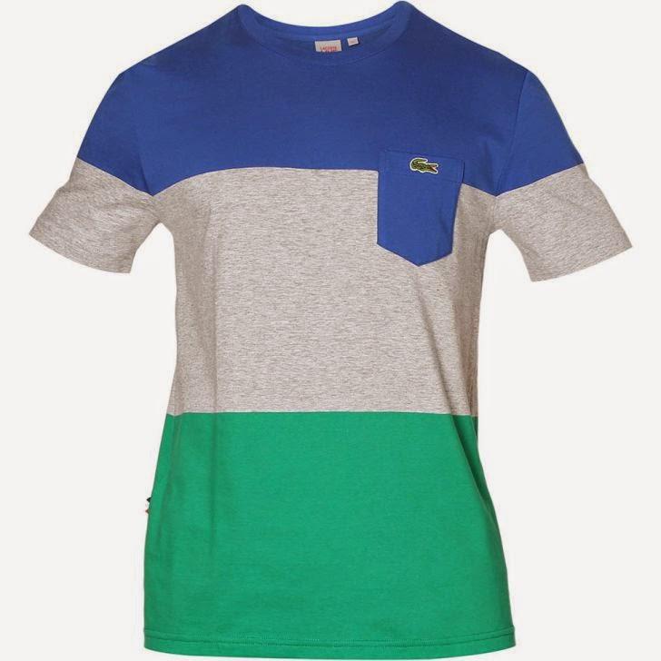 Modas  Novas camisa Lacoste. 11353fb3eb