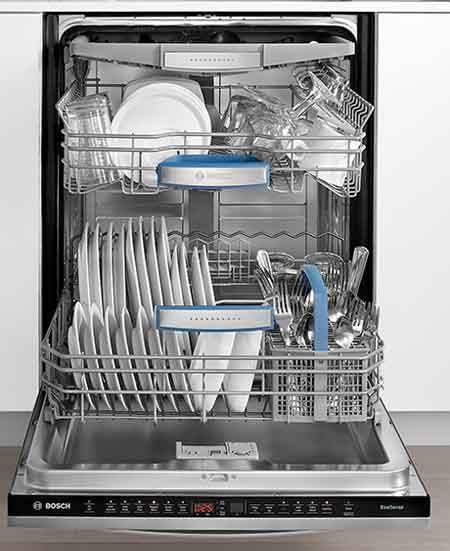 Jab n y compa a prueba superada con el lavavajillas for Mi lavavajillas no desagua