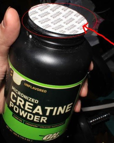 ON creatine monohydrate
