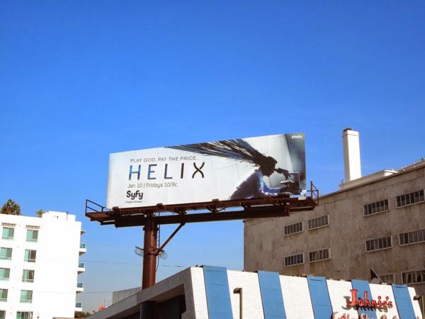 Helix season 1 billboard