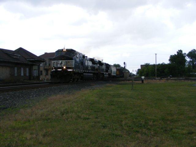 Indiana Ohio Railfan