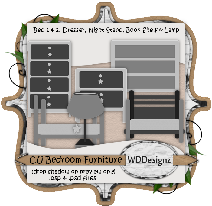 Bedroom Design Template