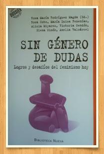 """LEO DE VARIAS AUTORAS: """"Sin género de dudas""""."""
