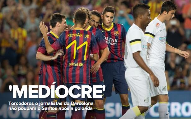 A crise invisível do Santos Futebol Clube