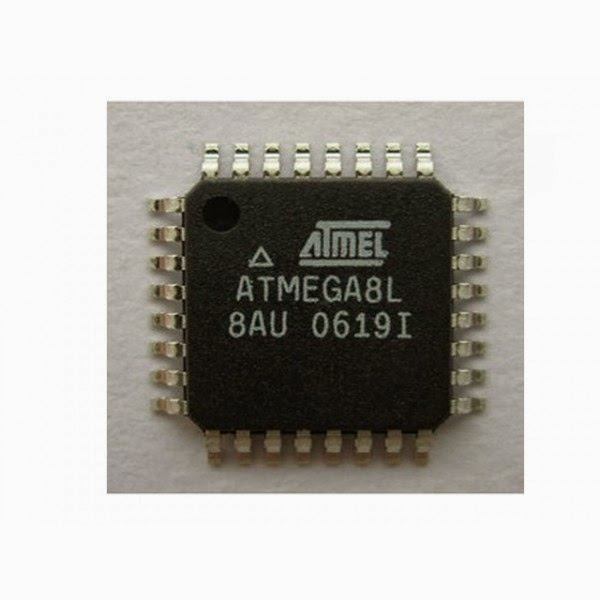 mikrokontroler atmega8