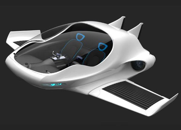 Quot Air Elf Quot Aircraft Concept Spicytec