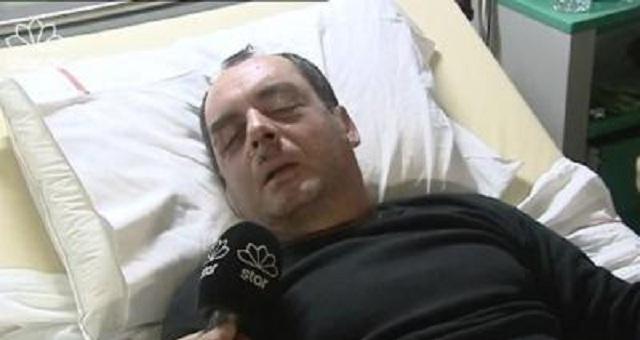 «Σάπισαν» στο ξύλο οδηγό λεωφορείου επειδή ακούμπησε καθρέφτη παρκαρισμένου αυτοκίνητου [Βίντεο]