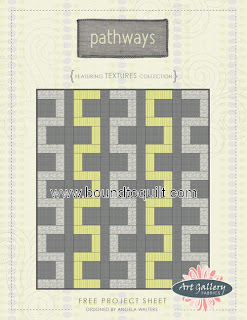 Pathways Kit by Angela Walters and Art Gallery Fabrics - Textures