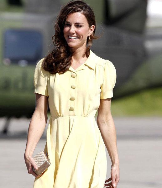 Fasion Talk: Amazing Yellow Dress