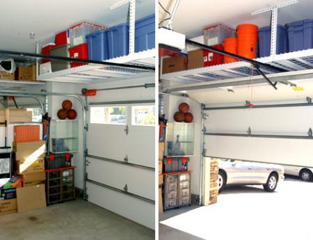 Ordenar el garaje y aprovechar el espacio ideas para for Organizar trastero