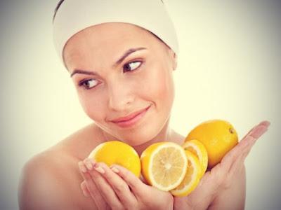 Manfaat jeruk bagi kecantikan kulit dan rambut