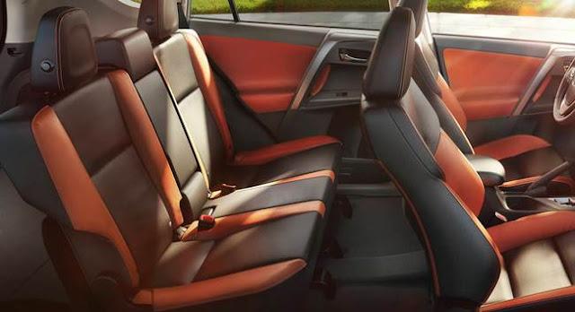 2017 Toyota RAV4 Limited Concept