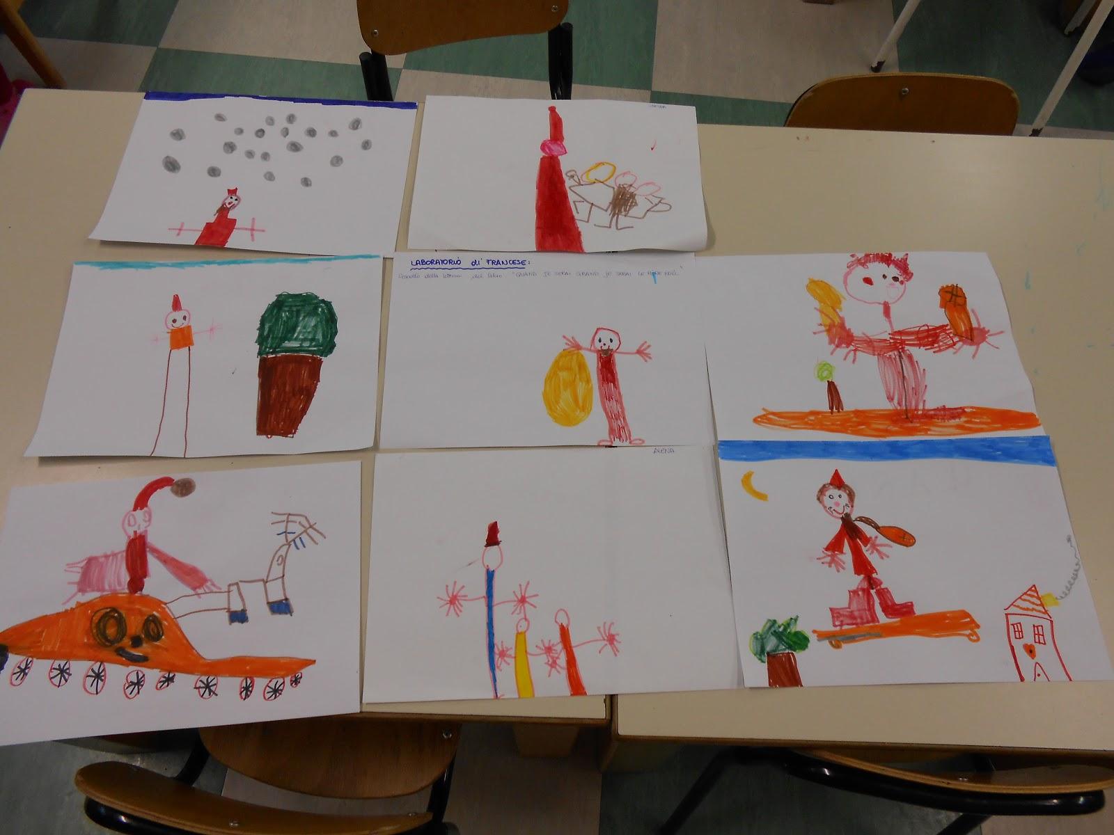 Jennifer baret progetto jules verne 2012 2013 le feste in for Scuola materna francese