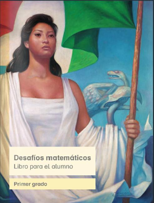 Libro del alumno de Desafíos Matemáticos 2014 - 2015 para Primer Grado