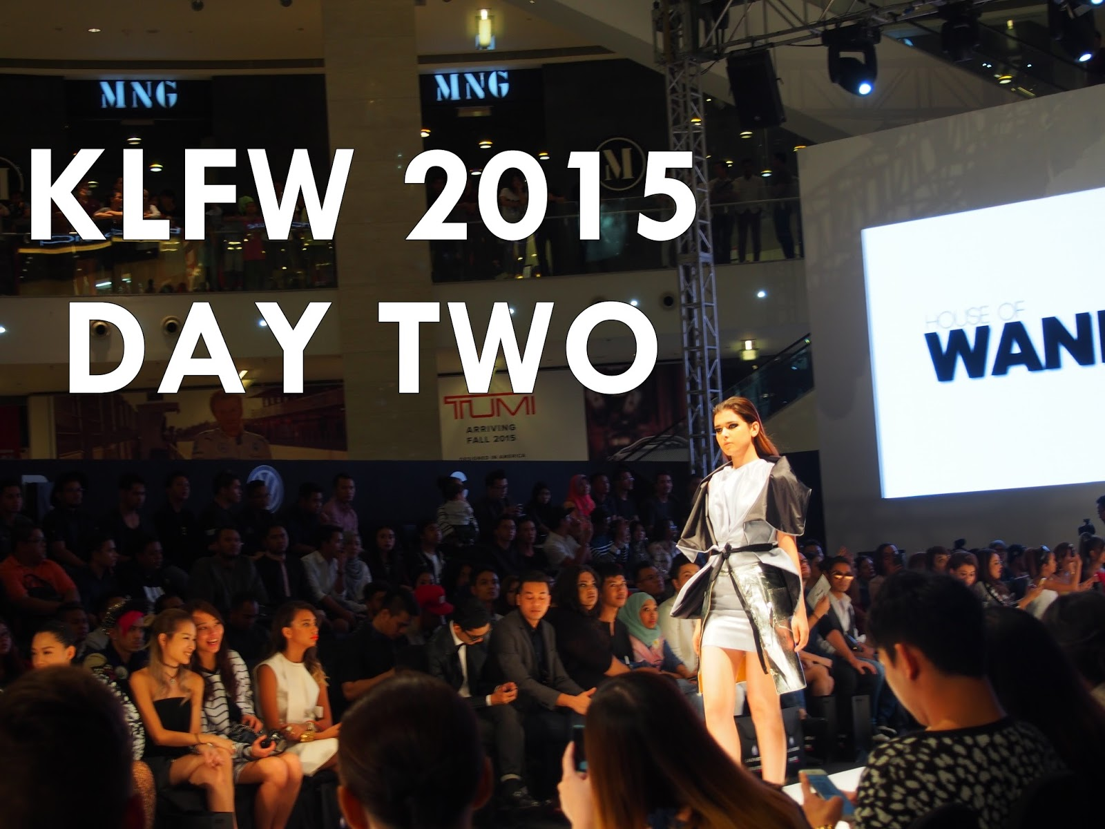 KLFW 2015: Day 2 & Who Wore What