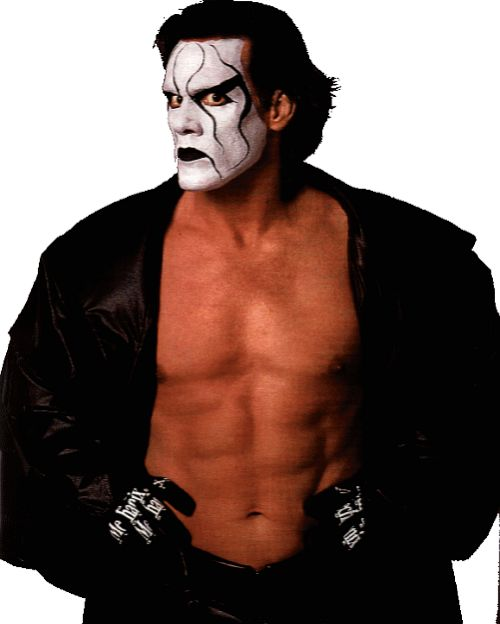how tall is sting wrestler
