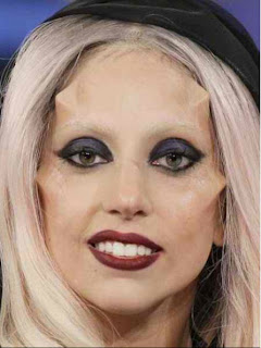 Lady Gaga Smokes Pot, Drinks Whiskey To Write Music