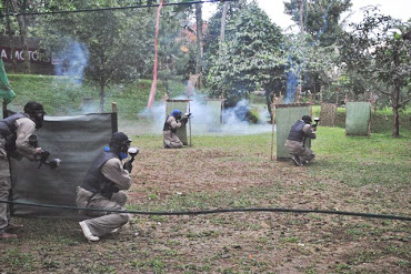 PAINTBALL ARENA - OUTBOUND