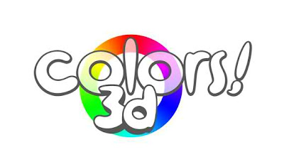 Colors! 3D Logo