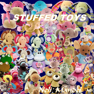 "Free scrapbook elements ""STUFFED TOYS"" from Lugar Encantado da Neli - FS"
