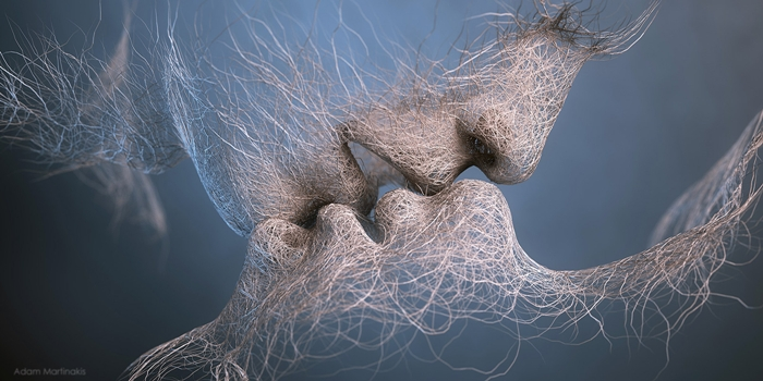 Adam Martinakis 1972 | Polish Surrealist Digital painter