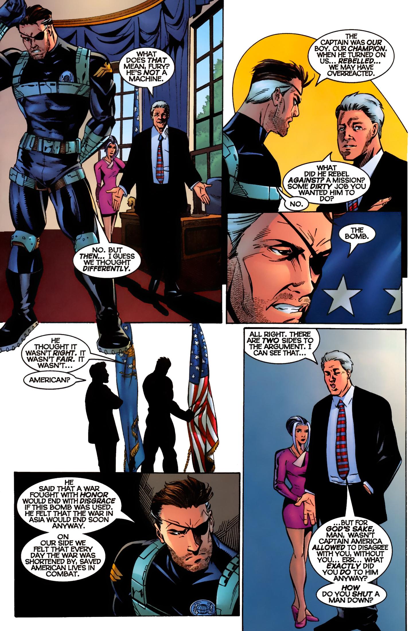 Captain America (1996) Issue #7 #7 - English 12