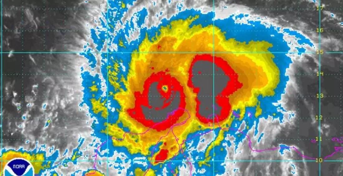 Μαζική απομάκρυνση 1 εκατομμυρίου κατοίκων ετοιμάζουν οι ΗΠΑ λόγω του τυφώνα Matthew