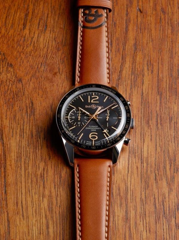 BR 126 SPORT HERITAGE GMT & FLYBACK