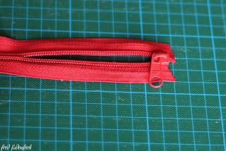 Endlos-Reißverschluss; nähen; Reißverschluss; Zipper