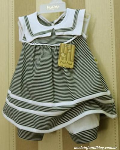 vestidos para nenas hui hui verano 2014