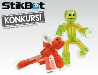 StikBot z Biedronki