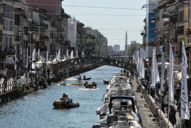 9-11 Maggio: Navigami il salone nautico di Milano