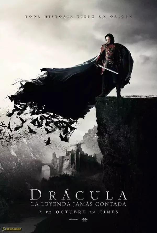 ¡Cartelicos!: Dracula. La Leyenda Jamás Contada