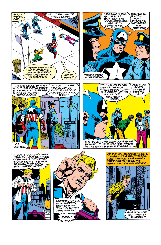 Captain America (1968) Issue #241 #156 - English 4