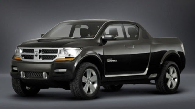 2014 dodge dakota concept
