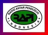 LAMBANG RADIO ANTAR PENDUDUK INDONESIA