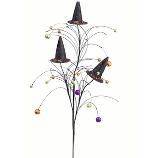 http://www.trendytree.com/raz-christmas-and-halloween-decor/raz-witch-hat-spray.html